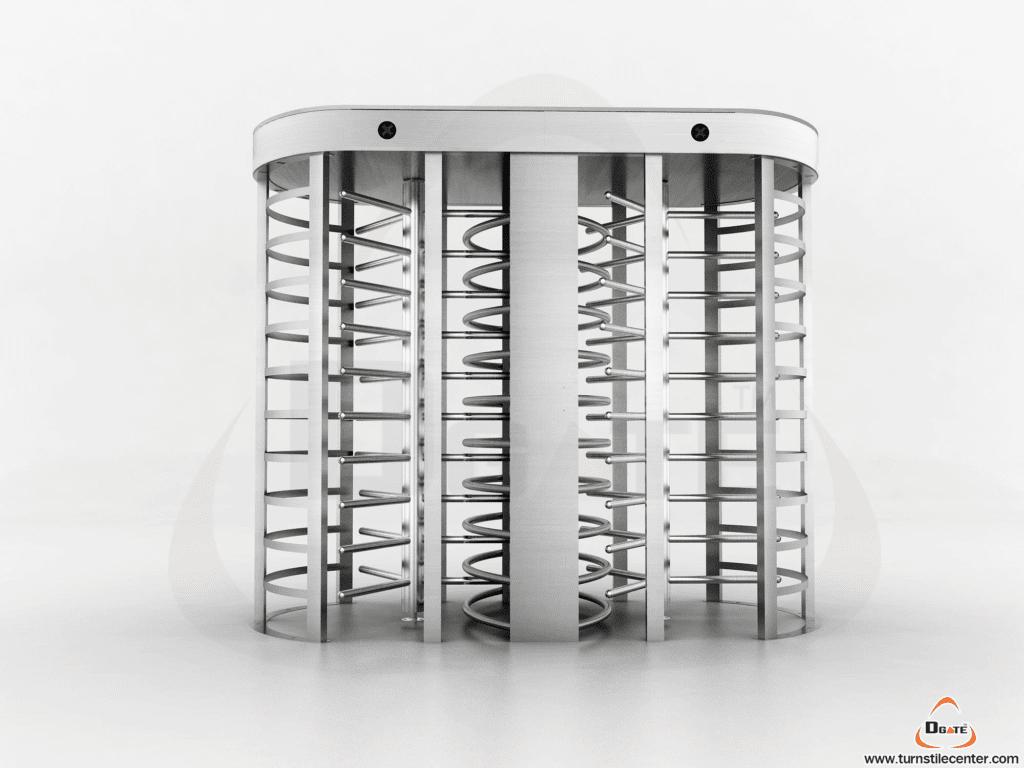 ประตูกลแบบหมุนกั้นทางเข้าออก FULL HEIGHT รุ่น TS-FH6