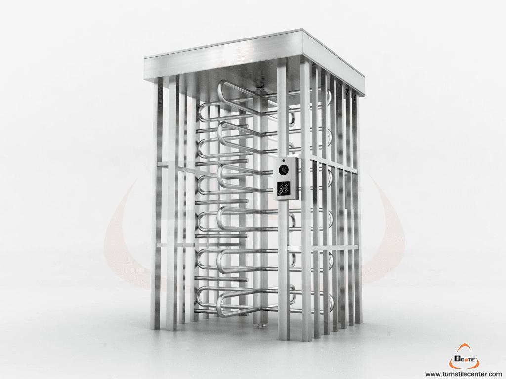 ประตูหมุนแบบเต็มบาน 4 ขา ( Full Height ) รุ่น TS-FH9