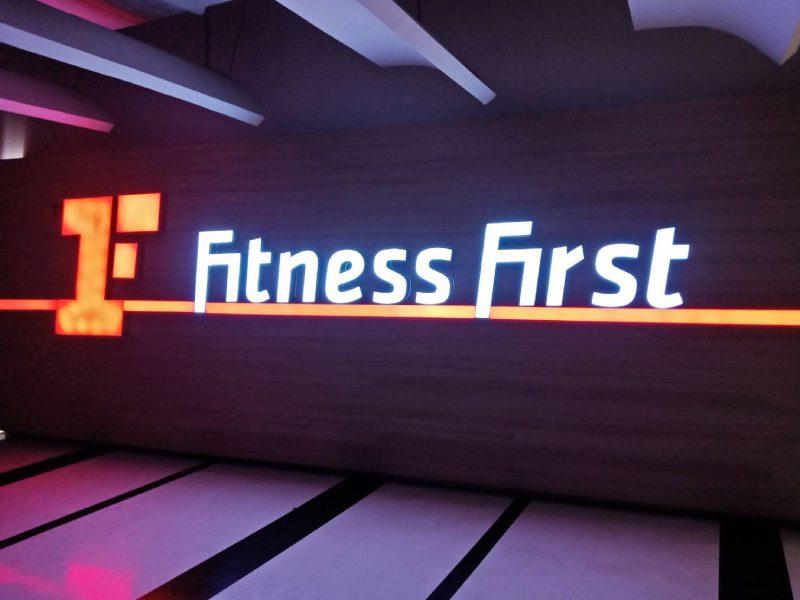 ติดตั้งเครื่องกั้นสามขา  @ Fitness First เดอะมอลล์ บางกะปิ